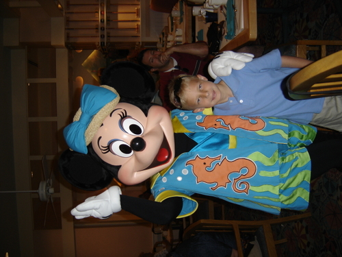 Minnie and The Boy