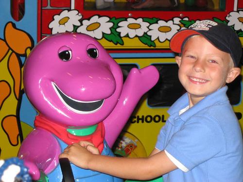 He Doesn't Even Like Barney